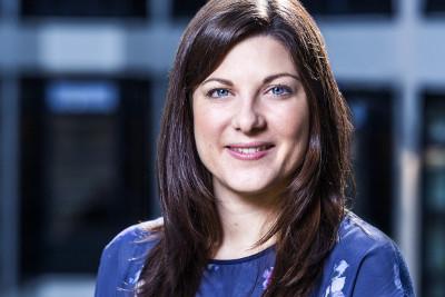 Johanna Uekermann, Bundesvorsitzende der Jusos, in Konnersreuth